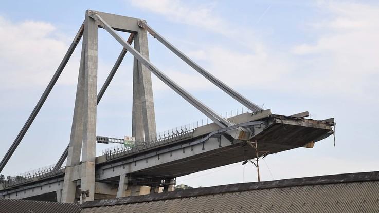 Genova Ponte Morandi Decreto Commissario