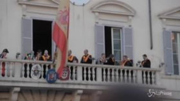 Folklore e musica, la festa degli spagnoli colora il centro di Roma