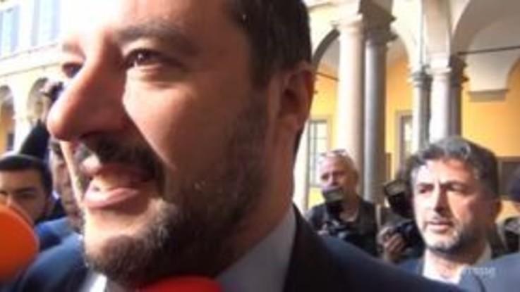 "Manovra, Salvini: ""I mercati se ne faranno una ragione"""