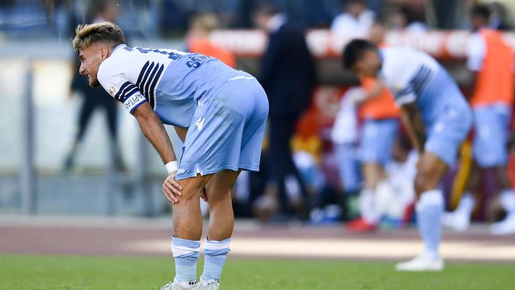 Serie A: male Milinkovic, ottimo Kolarov. Le pagelle di Roma-Lazio 3-1