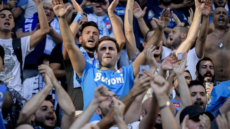 Si incomincia! Juventus-Napoli 0-0 | Live
