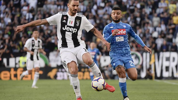 Serie A, Juventus-Napoli 3-1 | Il Fotoracconto