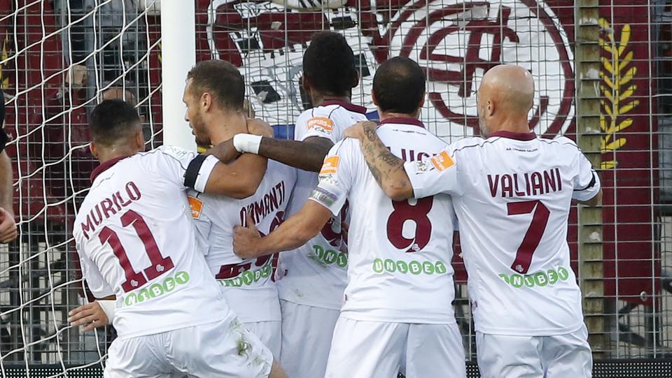 Venezia-Livorno 1-1. ©
