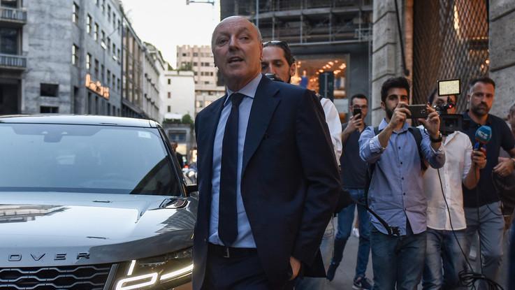 Marotta addio alla Juve: e non è solo 'colpa' di Ronaldo