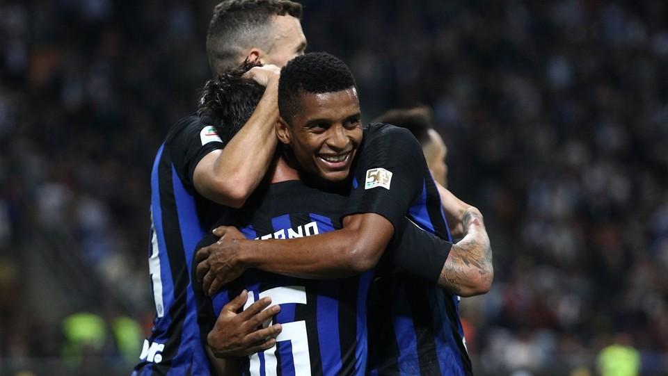 L'Inter è terza in classifica a solo due punti di distanza dal Napoli e otto dalla Juve: sognare ancora si può ©
