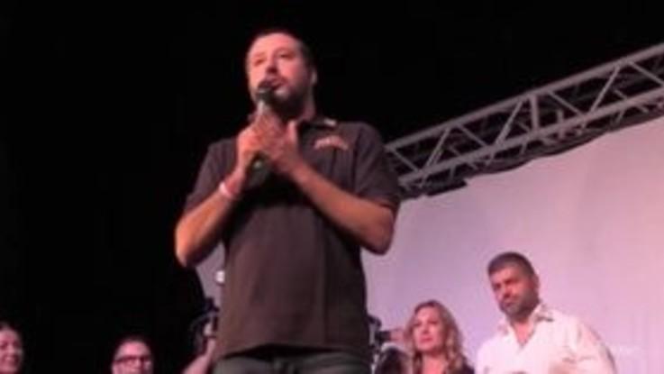 """Salvini a Mattarella: """"Condivido richiamo ma non governeremo da servi"""""""
