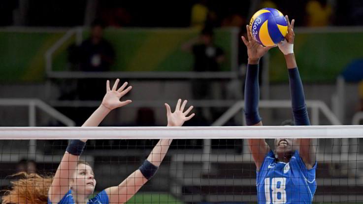 Volley, mondiali femminili: secondo successo per le azzurre, 3-0 al Canada