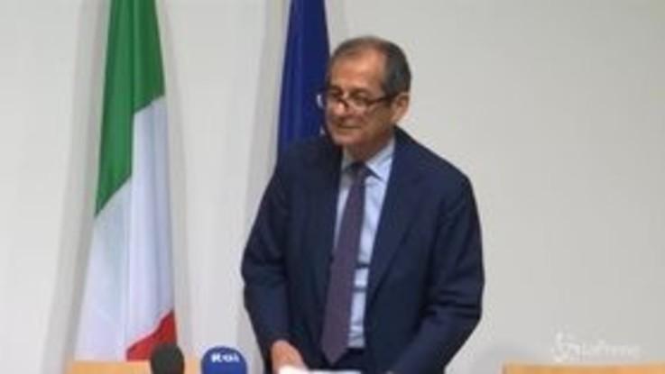 """Manovra, governo rassicura Mattarella: """"Debito calerà"""""""