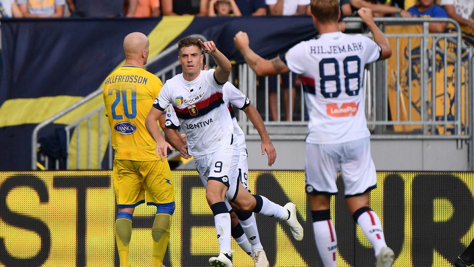 Per lui ottavo gol in Serie A in sei match ©