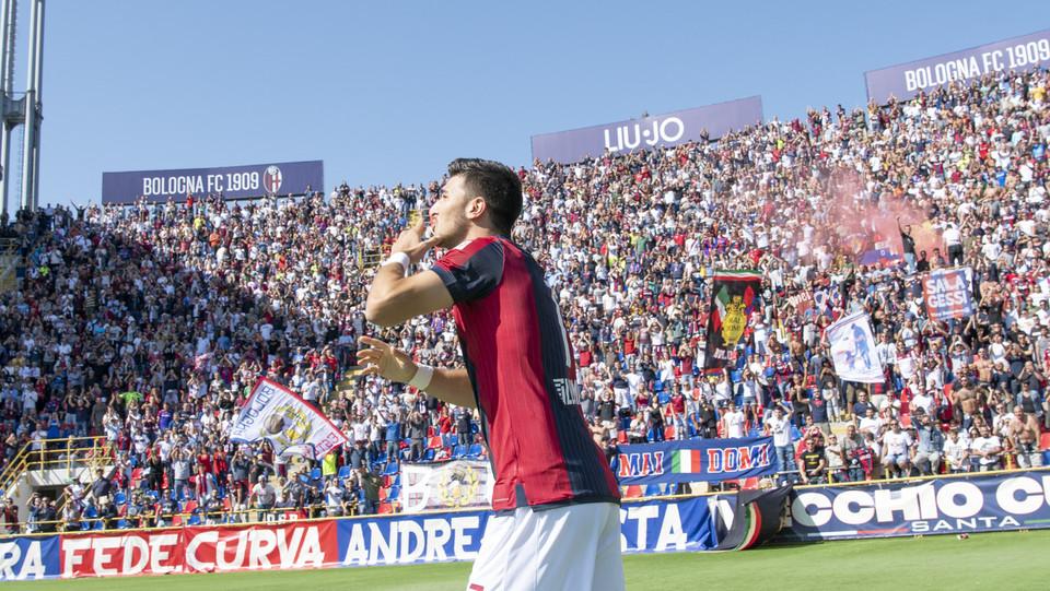 Il Bologna sale a metà classifica, Inzaghi respira dopo la sconfitta contro la Juve a Torino ©