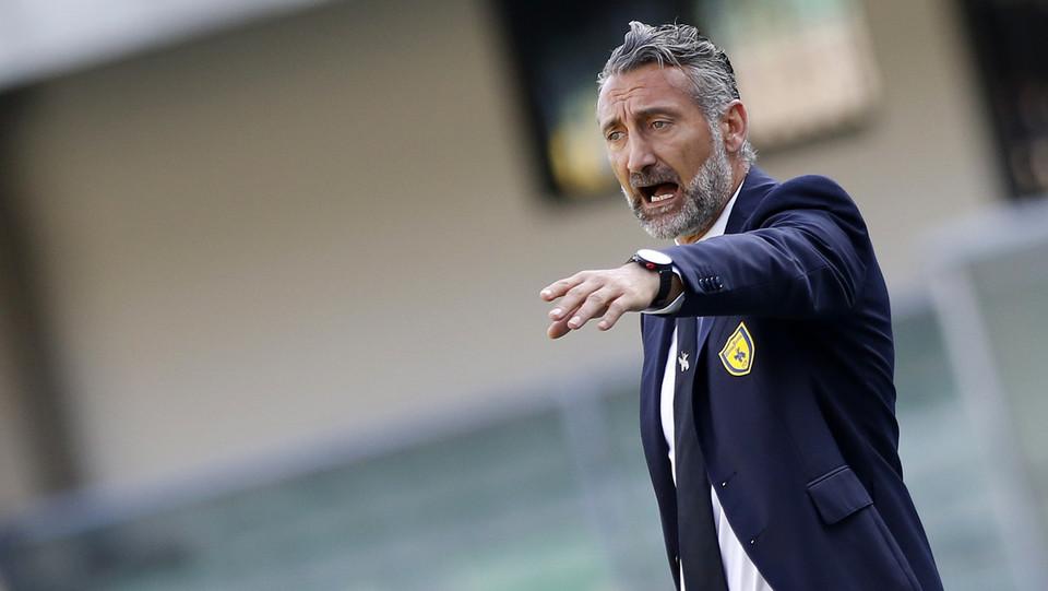D'Anna, allenatore del Chievo ©