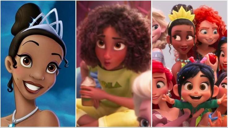 La principessa Tiana 'sbiancata' torna nera dopo le accuse di razzismo alla Disney