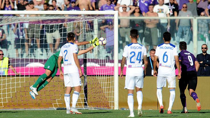 Serie A, la Fiorentina continua a volare: Atalanta battuta 2-0
