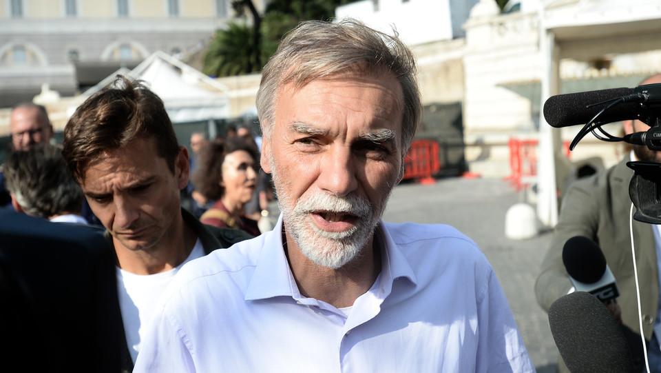 L'ex ministro Graziano Delrio ©