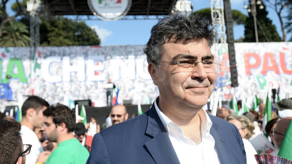 Il deputato Pd Emanuele Fiano ©