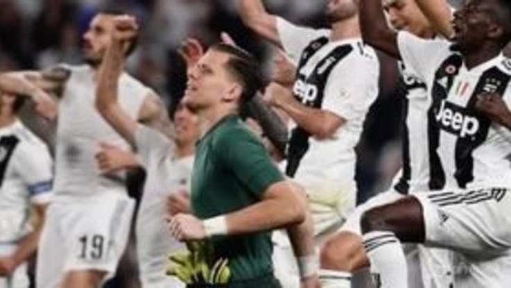 Juventus, prima fuga scudetto