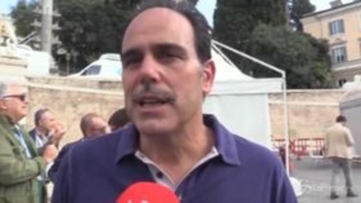 """Marcucci (Pd): """"Obiettivo rafforzare opposizione drastica a questi scellerati"""""""
