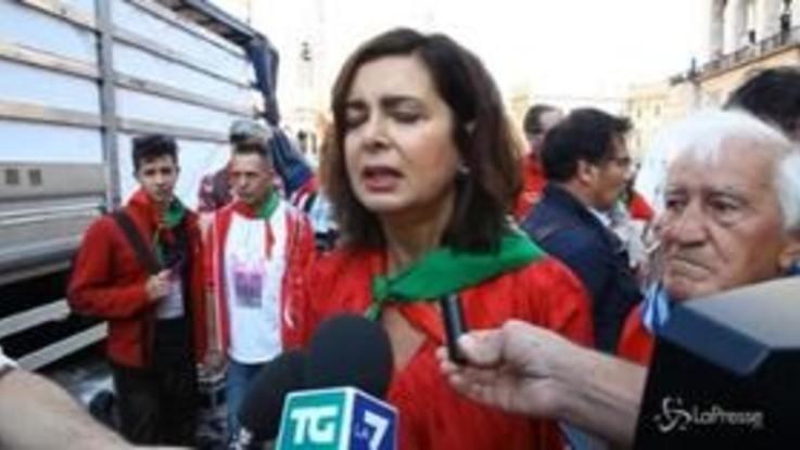 """Web, Boldrini: """"Lavorerò a proposta contro odio e intolleranza sulla rete"""""""