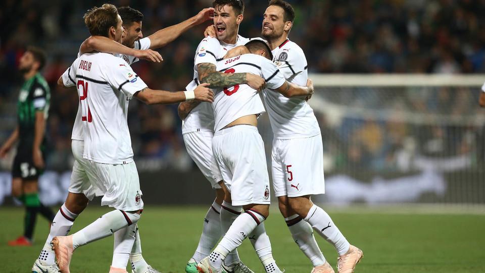 Il Milan torna alla vittoria dopo tre pareggi ©