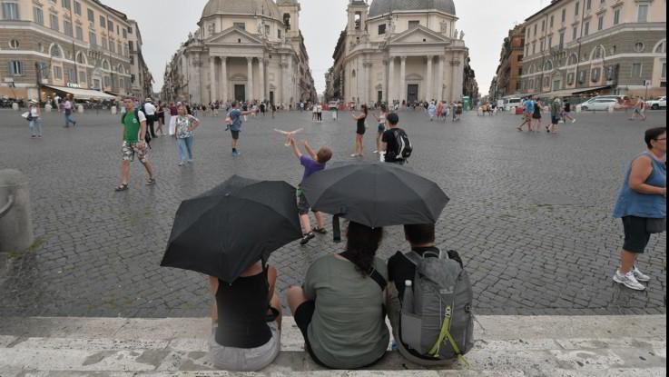 Pioggia e temperature in calo: il meteo del 1 e 2 ottobre