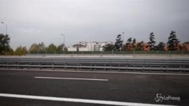 Riaperto il viadotto di Bologna 53 giorni dopo la grande esplosione