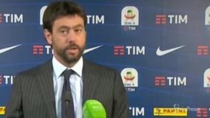 """Agnelli: """"Il modello Juve non cambia, l'ad verrà nominato il 25 ottobre"""""""
