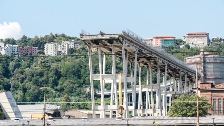 Genova, nuovo indagato per il crollo del ponte Morandi: è un dirigente del Mit