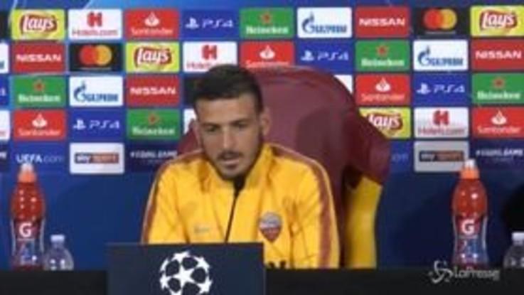 """Champions, Florenzi: """"Orgoglioso di indossare la fascia da capitano"""""""