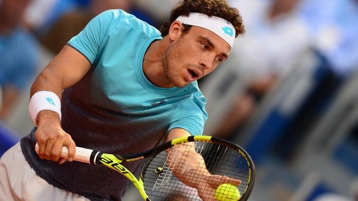 Tennis Atp Pechino Avanti Fognini, Berrettini e Cecchinato