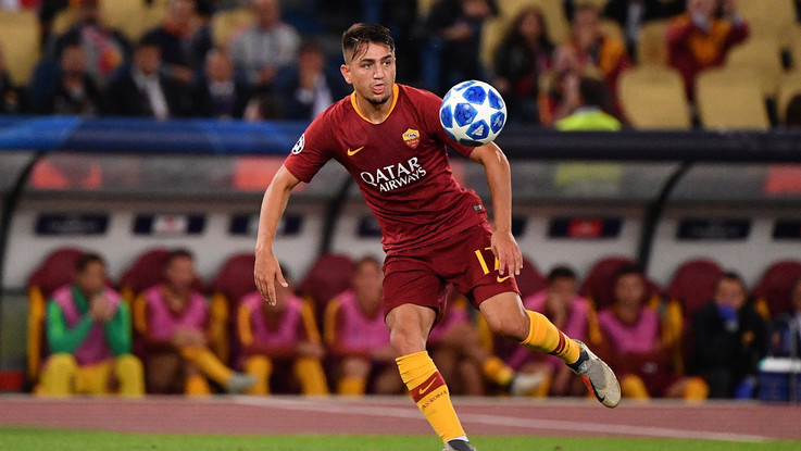 Champions League, Roma-Viktoria Plzen 5-0 | Il Fotoracconto