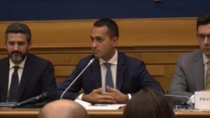 """Manovra, Di Maio: """"Le minacce non ci fermano"""""""