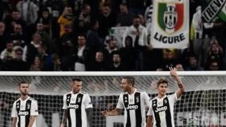 Champions, esultano Roma e Juventus