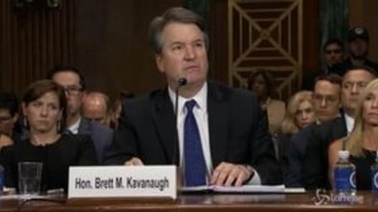 """Inchiesta Kavanaugh: il giudice nominato da Trump """"ha mentito"""""""