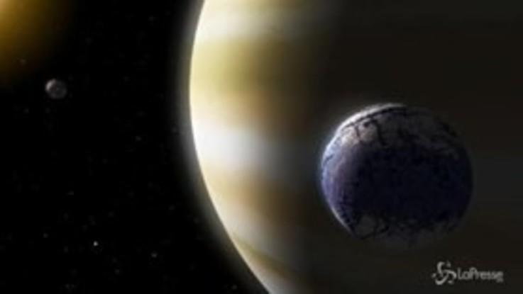 """Avvistata la prima Luna """"aliena"""" nello spazio"""