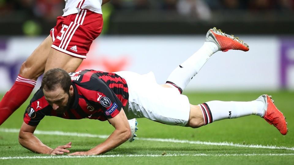 Gonzalo Higuain, si è caricato la squadra sulle spalle ©
