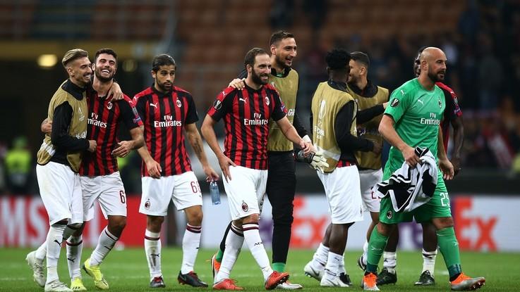 Europa League, le pagelle di Milan-Olympiacos 3-1: Cutrone decisivo, ottimo Calhanoglu