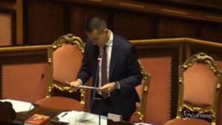 """Genova, Di Maio fa gli auguri a Bucci: """"Lo Stato sarà più presente"""""""