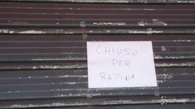 Perugia, cadavere incappucciato dentro un'auto
