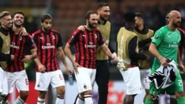 Europa League: bene il Milan, la Lazio crolla in Germania