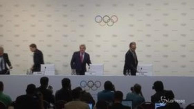 Olimpiadi 2026: i vertici del Cio promuovono l'asse Milano-Cortina