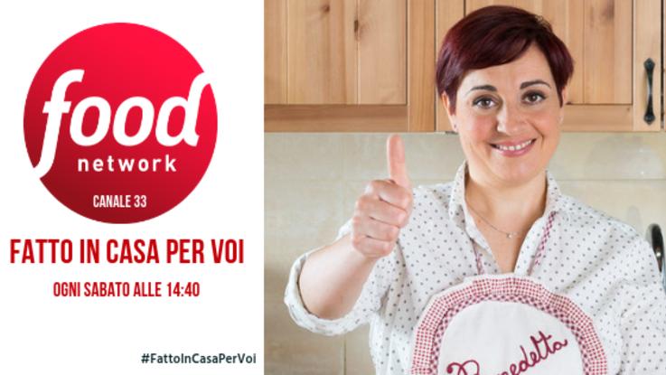 Dai social a Food Network, la cuoca Benedetta Rossi debutta in tv