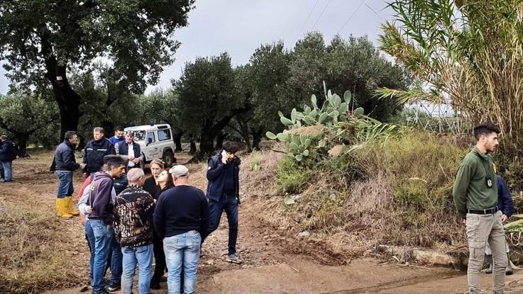 Nubifragio in Calabria, allagamenti, strade chiuse. E' stato d'emergenza