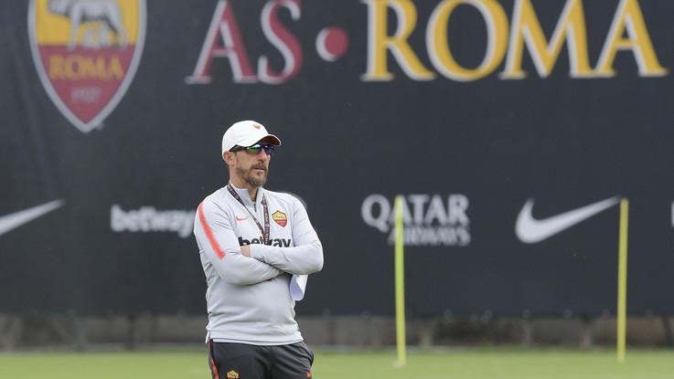 """Roma, banco di prova a Empoli. Di Francesco: """"In campo per dominare"""""""