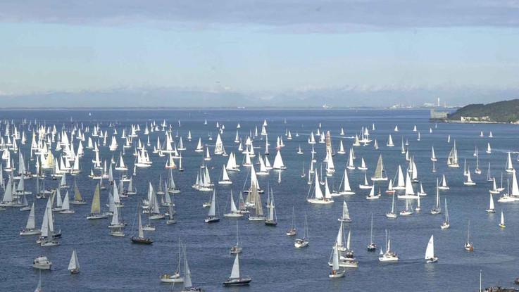Vela, si apre a Trieste 50esima Barcolana: 1200 barche già iscritte
