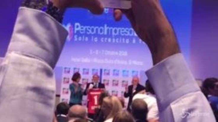 """Berlusconi: """"Il mio Monza squadra giovane e tutta di italiani"""""""