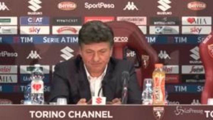 """Torino, Mazzarri contro gli arbitri: """"Chiedo più rispetto"""""""