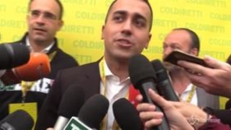 """Manovra, Di Maio: """"Parleremo con l'Ue, ma indietro non si torna"""""""