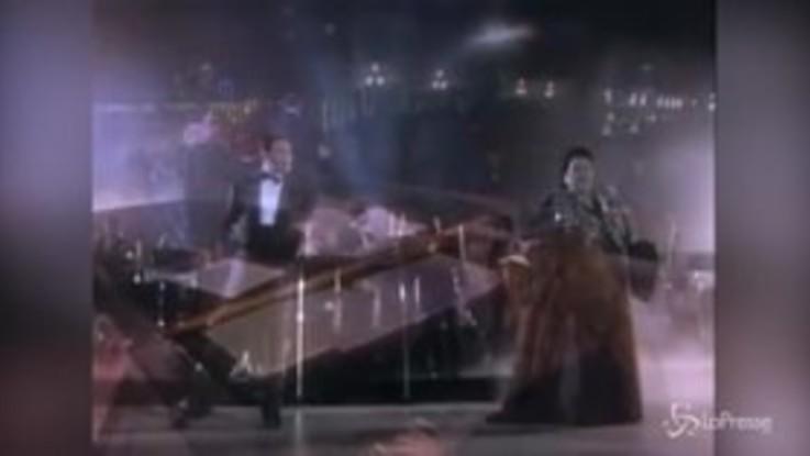 Addio al soprano Caballè, il suo duetto con Freddie Mercury
