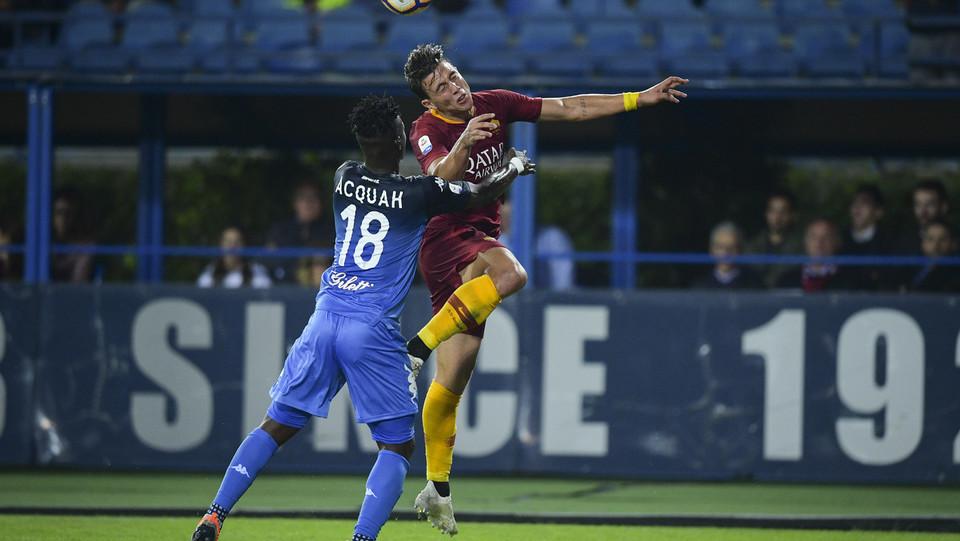 Luca Pellegrini contro Acquah ©