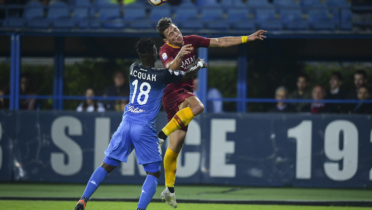 Serie A, Empoli-Roma 0-2 | Il Fotoracconto